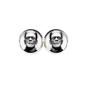 Frankenstein Earrings - Halloween, Classic Monster